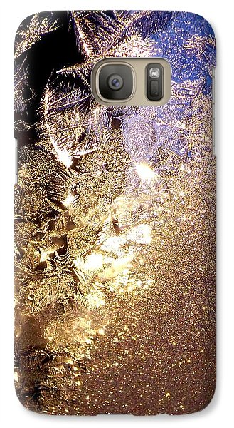 Galaxy Case featuring the photograph Jack's Visit by Danielle R T Haney
