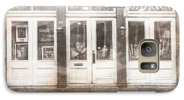 Galaxy Case featuring the photograph Jackson On Bourbon Street by Craig J Satterlee