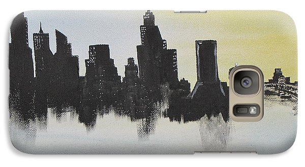 Galaxy Case featuring the painting Jacksonville Florida by Gary Smith