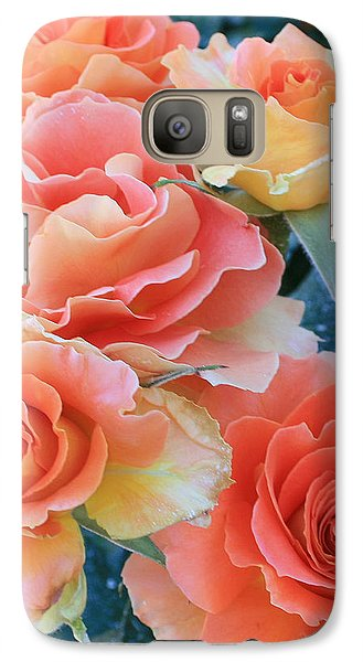 Galaxy Case featuring the photograph Jacob by Marna Edwards Flavell