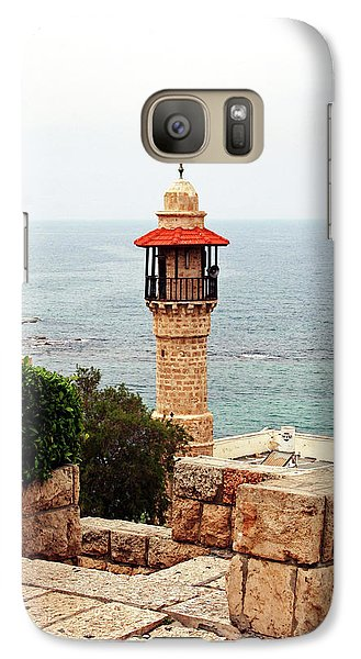Galaxy Case featuring the photograph Jaffa Israel by Denise Moore