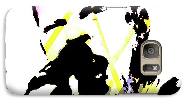 Def Leppard Galaxy S7 Case - James Hetfield Metallica  by Enki Art