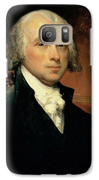 James Madison Galaxy Case by American School