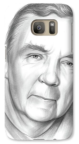 Wizard Galaxy S7 Case - James Patterson by Greg Joens