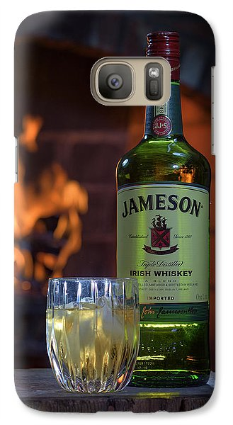Jameson By The Fire Galaxy S7 Case