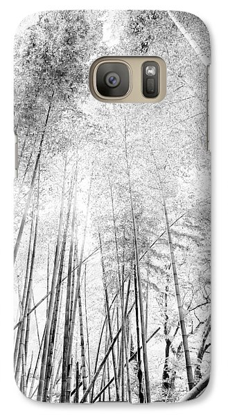 Galaxy Case featuring the photograph Japan Landscapes by Hayato Matsumoto