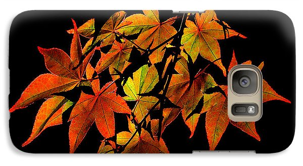 Japanese Maple Galaxy S7 Case