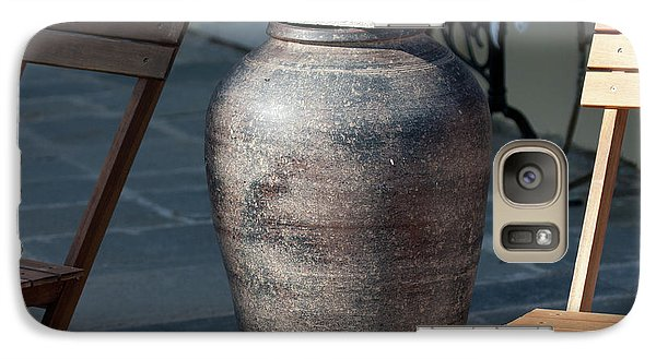 Galaxy Case featuring the photograph Jar by Bruno Spagnolo