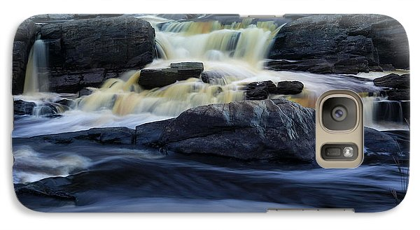 Galaxy Case featuring the photograph Jay Cooke State Park by Heidi Hermes