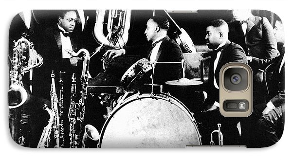 Jazz Musicians, C1925 Galaxy S7 Case