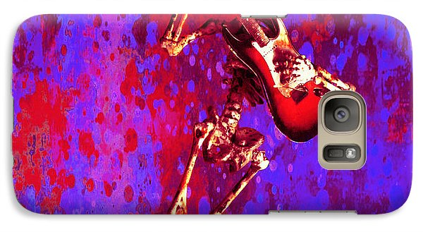 Galaxy Case featuring the photograph Jazzer by Jeff Gettis