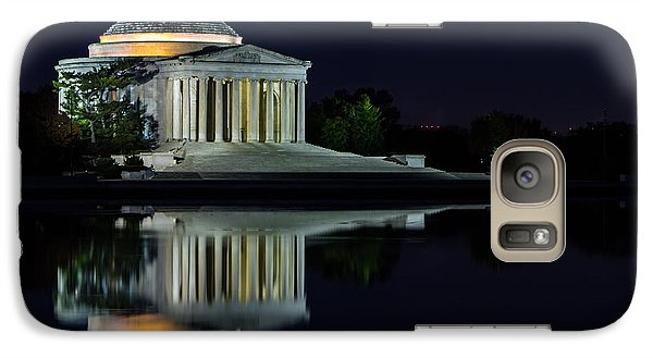 The Jefferson At Night Galaxy S7 Case