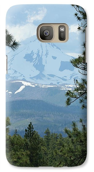 Galaxy Case featuring the photograph Jefferson Pines by Laddie Halupa