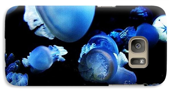 Galaxy Case featuring the photograph Jellyparty by Vanessa Palomino