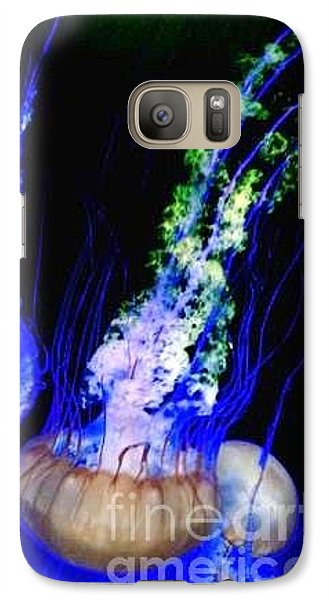 Galaxy Case featuring the photograph Jellypower by Vanessa Palomino