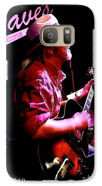 Galaxy Case featuring the photograph Jerry Miller - Moby Grape Man 5 by Sadie Reneau