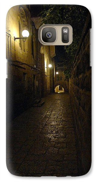 Galaxy Case featuring the photograph Jerusalem Of Copper 2 by Dubi Roman