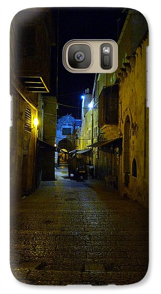 Galaxy Case featuring the photograph Jerusalem Of Copper 3 by Dubi Roman