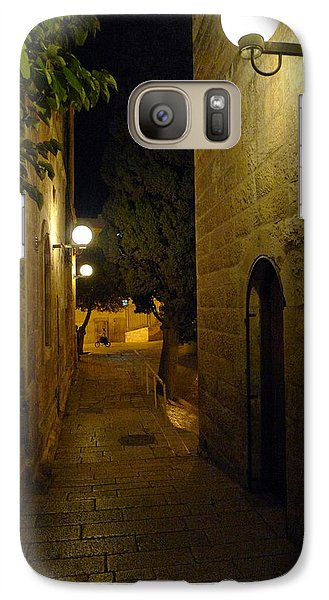 Galaxy Case featuring the photograph Jerusalem Of Copper 4 by Dubi Roman