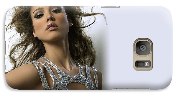 Jessica Alba 47 Galaxy S7 Case