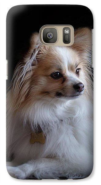Galaxy Case featuring the photograph Jessie by Debby Herold