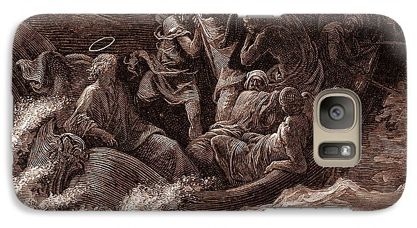 Jesus Stilling The Tempest Galaxy S7 Case