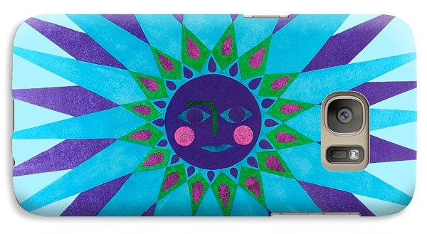 Jeweled Sun Galaxy S7 Case