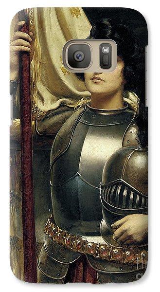 Joan Of Arc Galaxy S7 Case