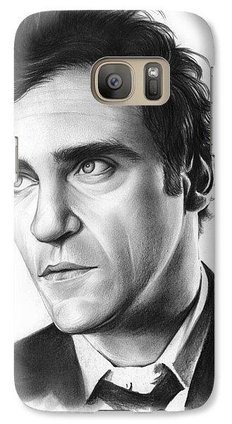 Phoenix Galaxy S7 Case - Joaquin Pheonix by Greg Joens