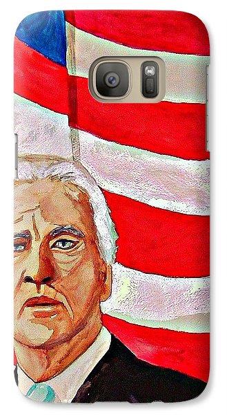 Joe Biden 2010 Galaxy S7 Case by Ken Higgins