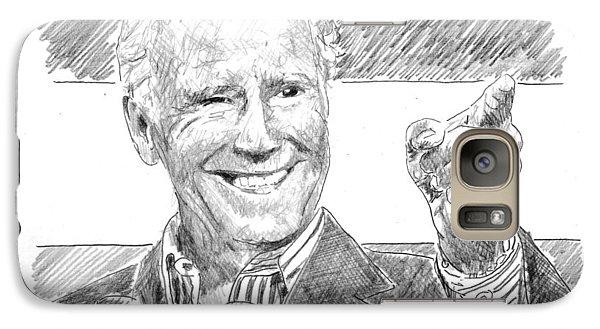 Joe Biden Galaxy Case by Shawn Vincelette