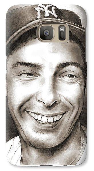 Joe Dimaggio Galaxy S7 Case