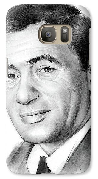Joey Bishop Galaxy S7 Case by Greg Joens