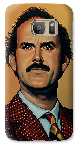 John Cleese Galaxy S7 Case by Paul Meijering