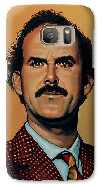 Portraits Galaxy S7 Case - John Cleese by Paul Meijering