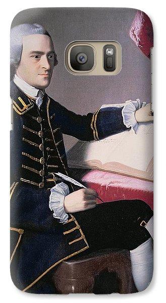 John Hancock Galaxy S7 Case by John Singleton Copley