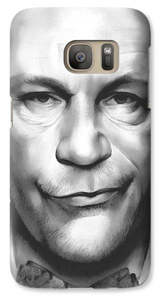 Mice Galaxy S7 Case - John Malkovich by Greg Joens