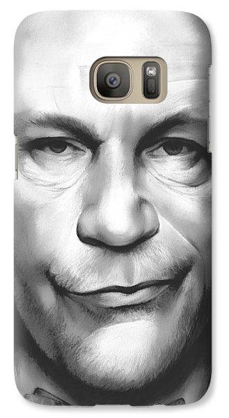 John Malkovich Galaxy Case by Greg Joens