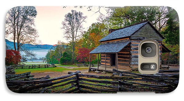 John Oliver Place In Cades Cove Galaxy S7 Case