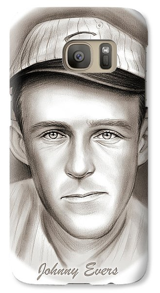 Johnny Evers Galaxy S7 Case
