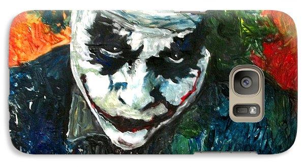 Joker - Heath Ledger Galaxy S7 Case