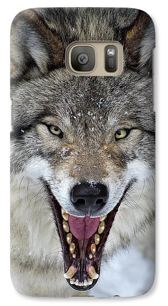 Galaxy Case featuring the photograph Joker by Tony Beck