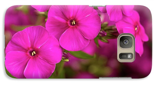 Galaxy Case featuring the photograph Joy 2 by Mary Jo Allen