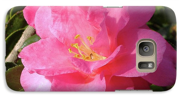 Galaxy Case featuring the photograph Joy In The Morning by Diane Ferguson