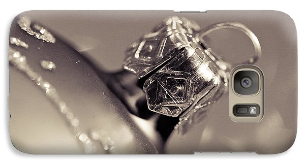 Galaxy Case featuring the photograph Joy Is Coming by Yvette Van Teeffelen