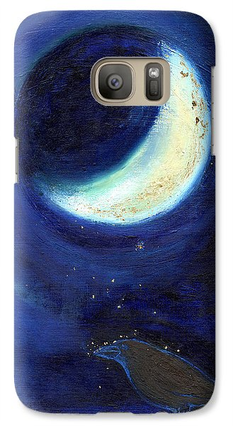 July Moon Galaxy S7 Case