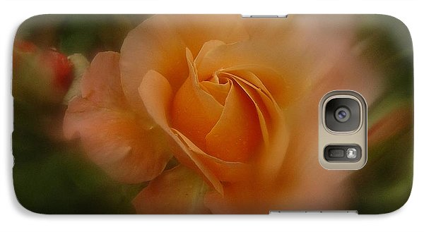 Galaxy Case featuring the photograph June 2016 Rose No. 4 by Richard Cummings