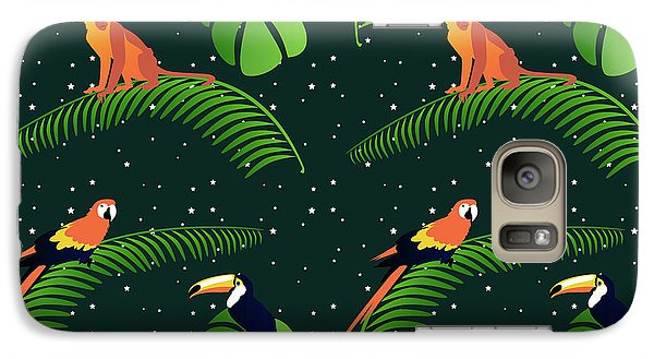 Jungle Fever Galaxy S7 Case