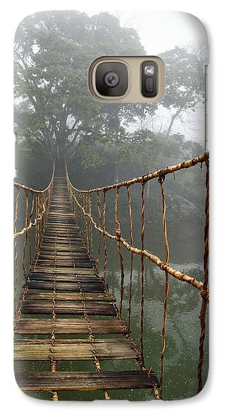 Jungle Journey 2 Galaxy S7 Case