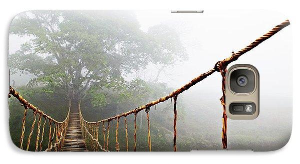 Jungle Journey Galaxy Case by Skip Nall